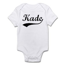 Vintage: Kade Infant Bodysuit