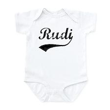 Vintage: Rudi Infant Bodysuit
