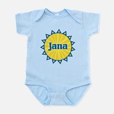 Jana Sunburst Infant Bodysuit