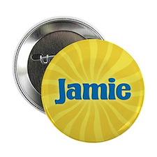 """Jamie Sunburst 2.25"""" Button (10 pack)"""