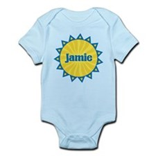 Jamie Sunburst Infant Bodysuit