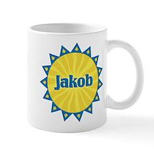 Jakob Sunburst Mug