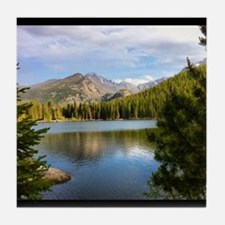 Bear Lake, Rocky Mountain National Park Tile Coast