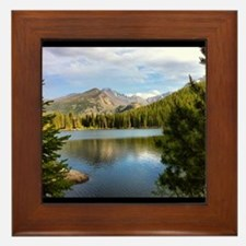 Bear Lake, Rocky Mountain National Park Framed Til