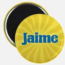 Jaime Sunburst Magnet