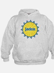 Jaden Sunburst Hoodie