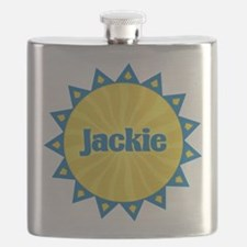 Jackie Sunburst Flask