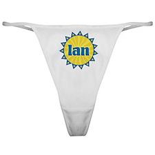 Ian Sunburst Classic Thong