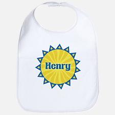 Henry Sunburst Bib