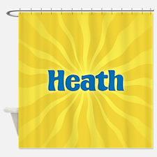 Heath Sunburst Shower Curtain