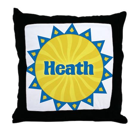 Heath Sunburst Throw Pillow