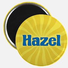 Hazel Sunburst Magnet