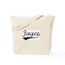 Vintage: Jayce Tote Bag