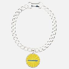 Gwendolyn Sunburst Bracelet