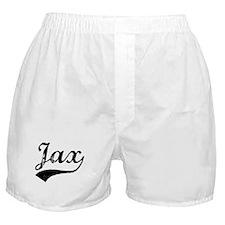 Vintage: Jax Boxer Shorts