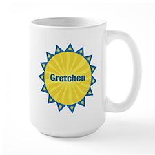 Gretchen Sunburst Mug
