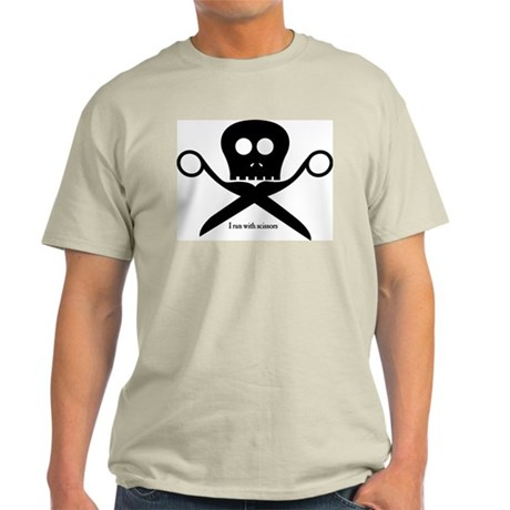 Craft Pirate Run With Scissors T-Shirt