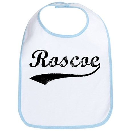 Vintage: Roscoe Bib