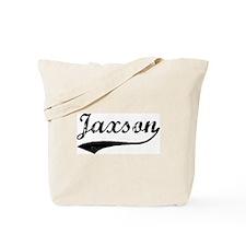 Vintage: Jaxson Tote Bag