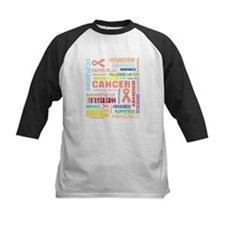 Endometrial Cancer Awareness Collage Tee