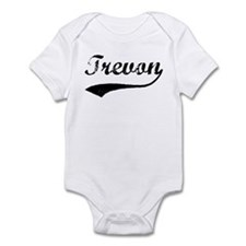 Vintage: Trevon Infant Bodysuit