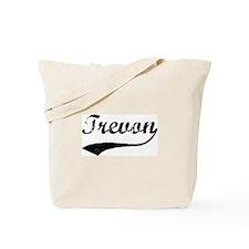 Vintage: Trevon Tote Bag