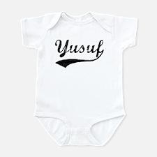 Vintage: Yusuf Infant Bodysuit