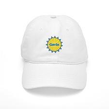 Gavin Sunburst Baseball Cap