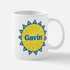 Gavin Sunburst Mug