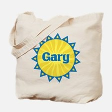 Gary Sunburst Tote Bag