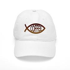 Coffee Humor Baseball Cap