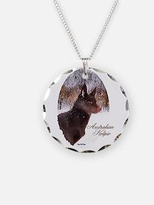 Australian Kelpie Necklace