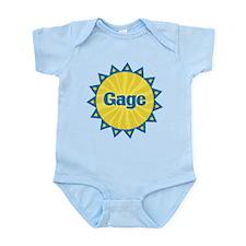 Gage Sunburst Infant Bodysuit