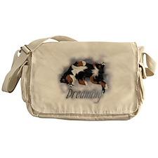 Cute Dog Messenger Bag