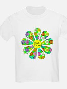 Cool Flower Power T-Shirt