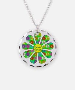 Cool Flower Power Necklace