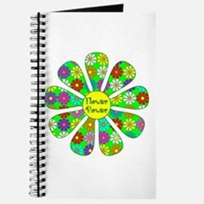 Cool Flower Power Journal