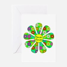 Cool Flower Power Greeting Cards (Pk of 20)