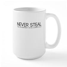 Never Steal Mug