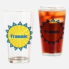 Frannie Sunburst Drinking Glass