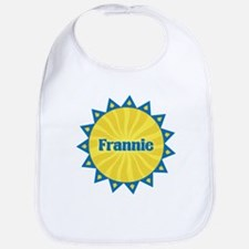 Frannie Sunburst Bib