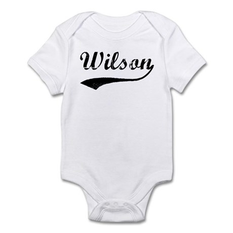 Vintage: Wilson Infant Bodysuit