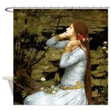 Ophelia Shower Curtains