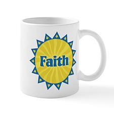 Faith Sunburst Mug