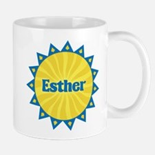 Esther Sunburst Mug