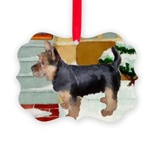 Australian Terrier Ornament