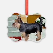 Australian Terrier Ornament