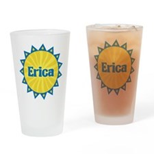 Erica Sunburst Drinking Glass