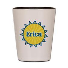Erica Sunburst Shot Glass