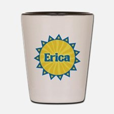 Erica Sunburst Shot Glass